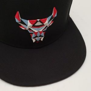 CHICAGO BULLS baseball cap -